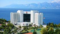 Spa og velvære på hotel Barut Akra.