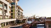 Evren Beach Resort - for børnefamilier der vil have det lille ekstra