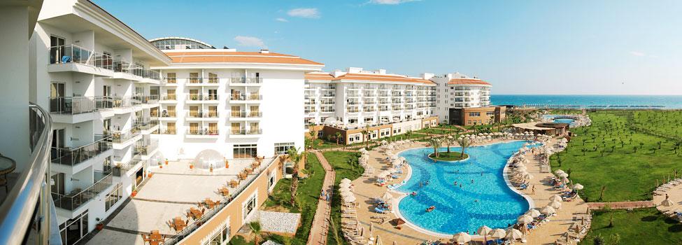 SunConnect Sea World Resort & Spa, Side