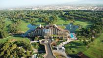 Sueño Hotels Golf Belek - romantisk ferie.