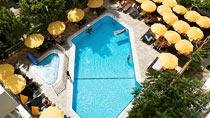 Villa Sunflower 2 - familiehotel med gode børnerabatter.