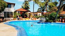 Hotel African Village – bestil nemt og bekvemt hos Spies