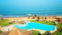 All Inclusive på hotel Gambia Coral Beach Hotel & Spa. Kun hos Spies.