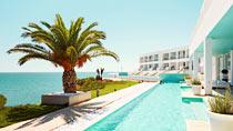 Ocean Beach Club Makrigialos - børnevenligt hotel kun hos Spies