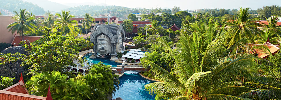 Phuket Orchid Resort & Spa, Karon Beach