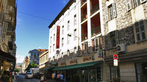 Hotel Quality Hotel Flore Nice Promenade – bestil nemt og bekvemt hos Spies