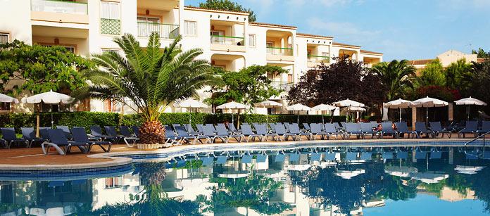 Billede lånt fra Spies. Hotellet Viva Tropic.