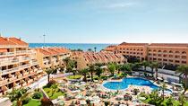 Børnevenlige hotel Compostela Beach.