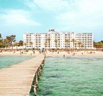 Sunwing Alcudia Beach - børnevenligt hotel kun hos Spies
