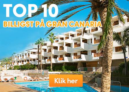 Gran Canaria Budget - Slider 66%