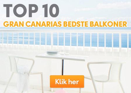 Gran Canaria Balkoner - Slider 66%