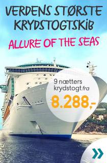 Oplev verdens største krydstogtskib