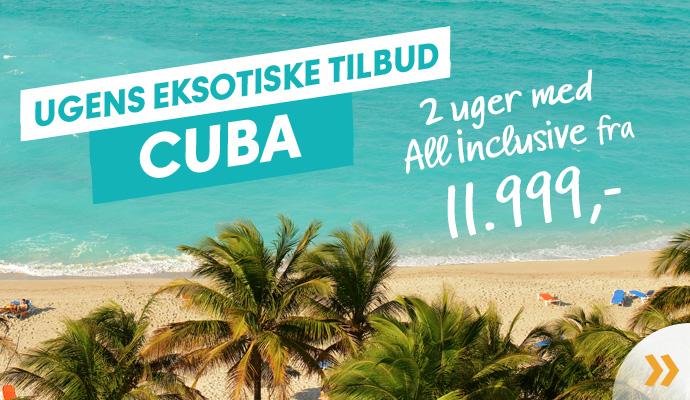 Rabat på Cuba