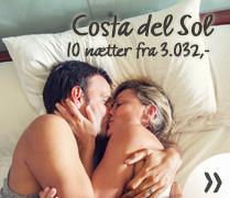 Tilbud til Costa del Sol