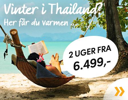 Rejser til Thailand