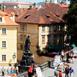 Fly og hotel i Prag