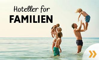 Sommerferie med familien