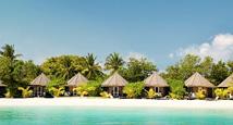 Vinterferie på Maldiverne