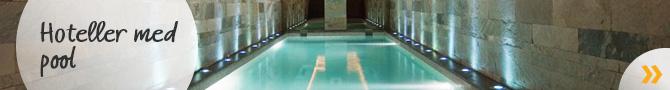 Storbyhoteller med pool
