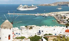 Royal Caribbean i det vestlige Middelhav