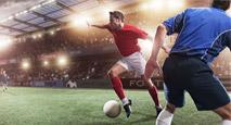 Fodboldrejse med fly