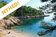 NYHED! Sommerferie i Kroatien
