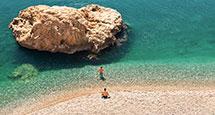 Sommerferie i Antalya-området