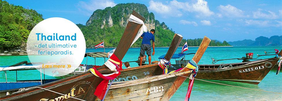 Hvor - Thailand