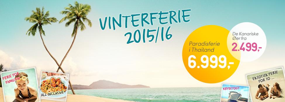 Vinterferie 2015/16