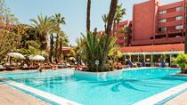 Hotel Kenzi Farah – bestil nemt og bekvemt hos Spies