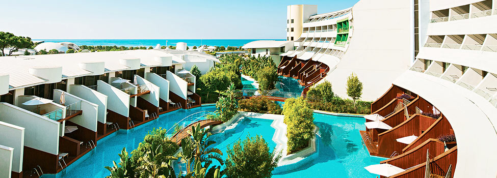 Cornelia Diamond Golf Resort & Spa, Belek, Antalya-området, Tyrkiet
