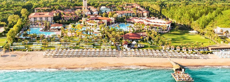 Paloma Grida Resort & SPA, Belek, Antalya-området, Tyrkiet