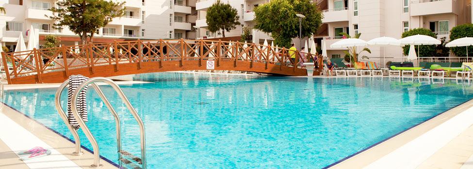 SunConnect Side Resort, Side, Antalya-området, Tyrkiet