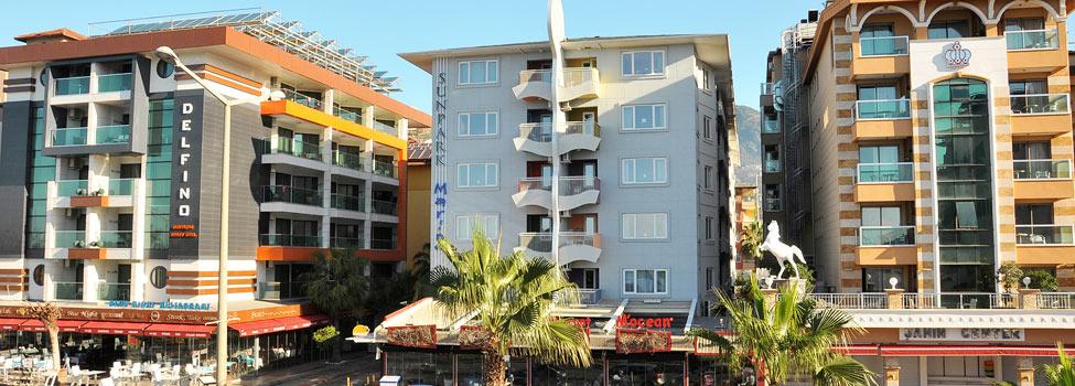 smartline Sunpark Marine, Alanya, Antalya-området, Tyrkiet