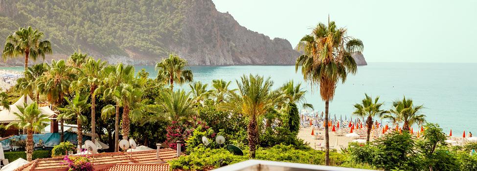 Sunprime Alanya Beach, Alanya, Antalya-området, Tyrkiet