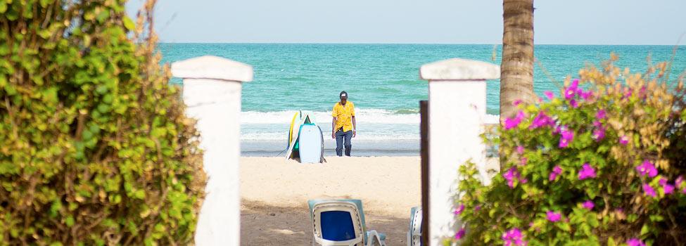 Bungalow Beach, Gambia, Gambia