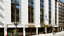 Hotel Hotel Erzsebet City Center – bestil nemt og bekvemt hos Spies