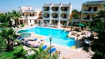 Hotel Nireas – bestil nemt og bekvemt hos Spies