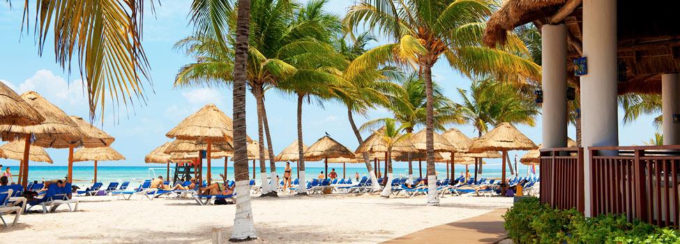 Sandos Caracol Select Club Eco Resort, Playa del Carmen, Mexico, Caribien og Centralamerika