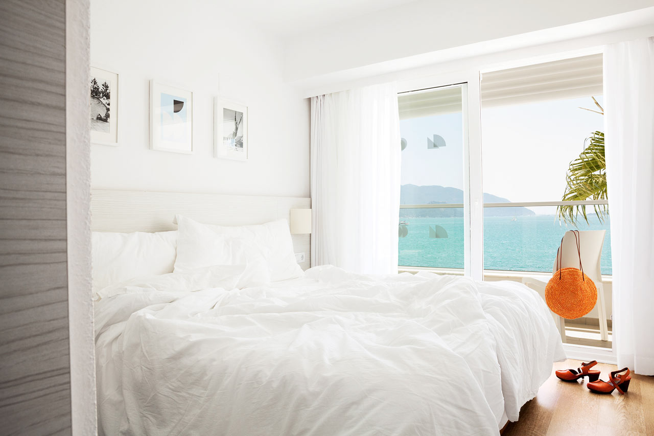 Sunprime Beachfront - Vil du have lidt ekstra luksus i ferien, kan du bestille et værelse med havudsigt