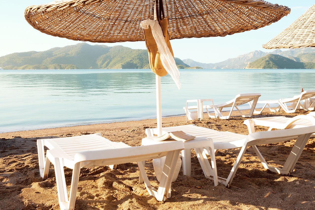 Sunprime Beachfront - På stranden kan du nyde den fredelige atmosfære og smukke udsigt