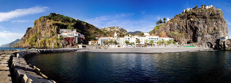 Hotel da Vila, Ponta do Sol, Madeira, Portugal