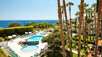 Spa og velvære på hotel Eden Mar.