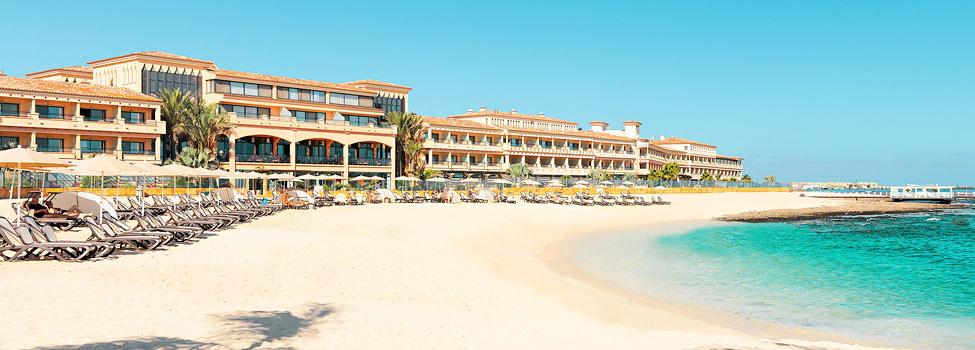 Gran Hotel Atlantis Bahia Real, Corralejo, Fuerteventura, De Kanariske Øer