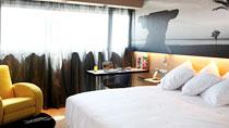 Spa og velvære på hotel Barceló Malaga.