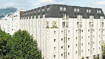 Hotel Berlin Mark – bestil nemt og bekvemt hos Spies