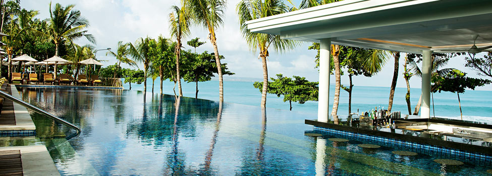 Padma Resort Legian, Kuta Beach, Bali, Indonesien