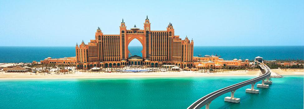 Atlantis The Palm, Jumeirah Beach, Dubai, Forenede Arabiske Emirater