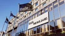 Hotel King James By Thistle – bestil nemt og bekvemt hos Spies