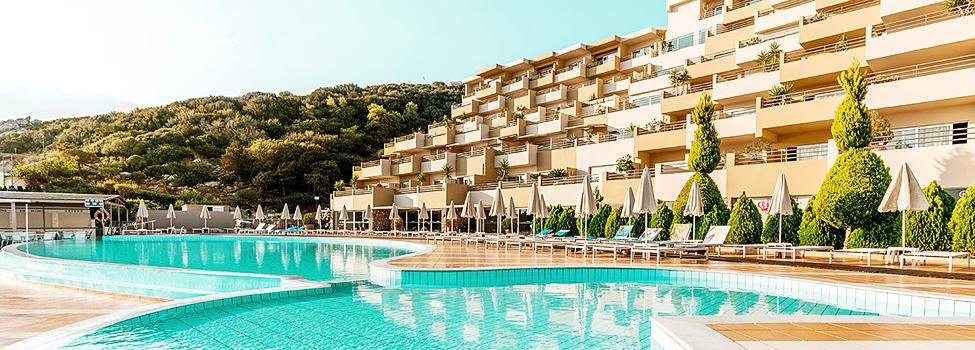 Blue Marine Resort  & Spa, Agios Nikolaos, Kreta, Grækenland